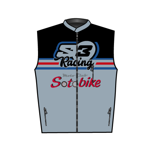 Body Warmer Sotobike by S3