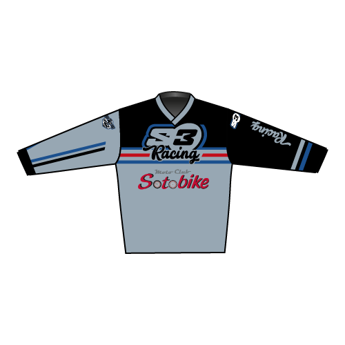 Camiseta Enduro Sotobike by S3