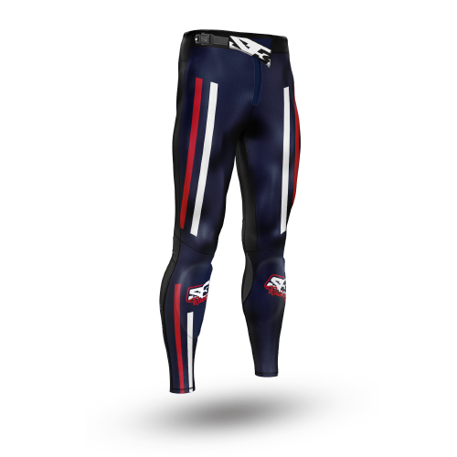 Trial Pants Limited Edition Blue Navy