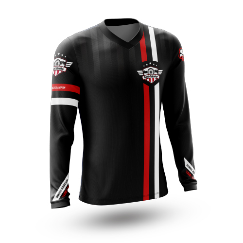 Trial Shirt Limited Edition Black