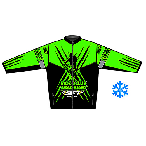 Chaqueta Thermo Moto Club Abadesses