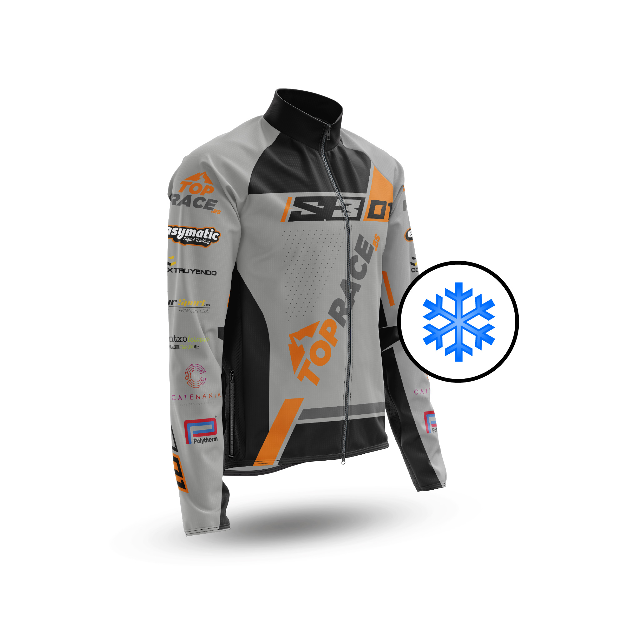 Chaqueta Thermo Top Race