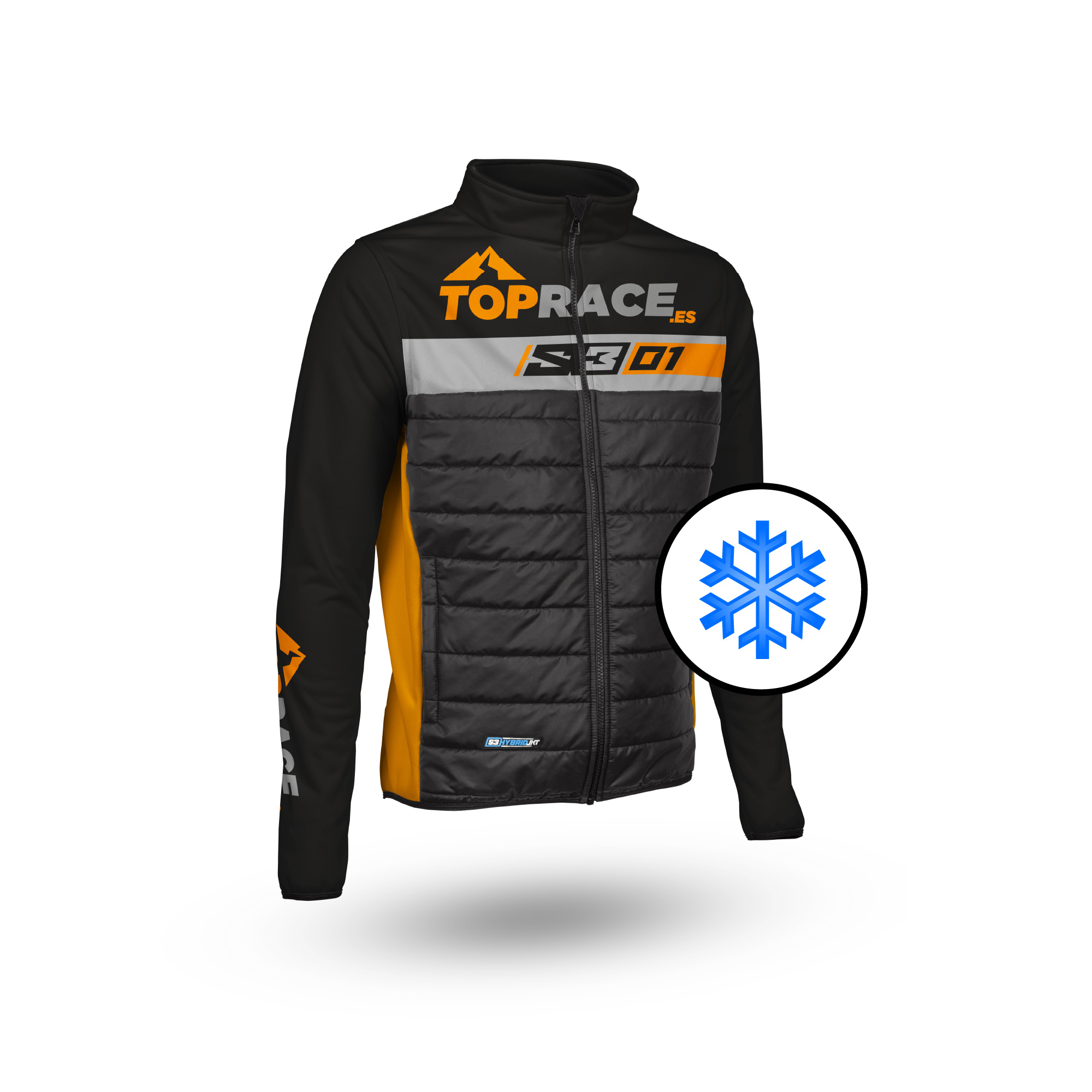 Chaqueta Hybrid Top Race